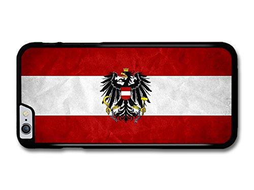 Austrian Flag Austria coque pour iPhone 6 Plus 6S Plus