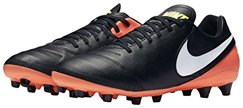 Nike Men's 844399-018 Football Boots Black (Black / White-hyper Orange-volt) KBWu58