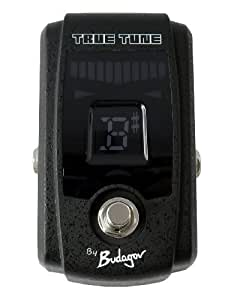 guitar and bass chromatic tuner pedal 4 display modes truetune by budagov music. Black Bedroom Furniture Sets. Home Design Ideas