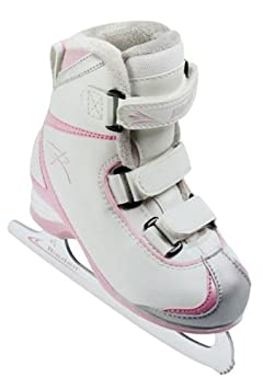 Riedell Ice skates 615 Lace Girls Pink