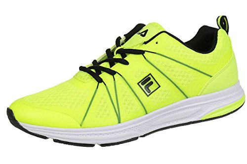 Fila Colt Low Run Men Running Trainers Sneakers fitness gelb