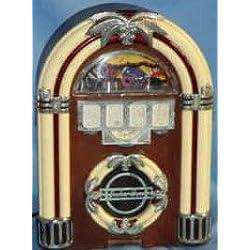 Spirit of St. Louis Jukebox / AM/FM Radio