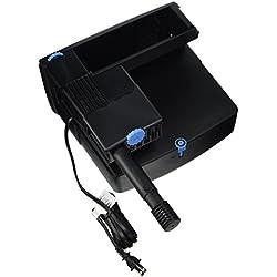 SeaChem – Large Aquarium Fish Tank Filter, Tidal 110 Gallon (400 Liters) by Sicce