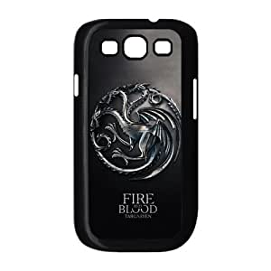 MEIMEIGame Of Thrones Plastic Protective Case Slim Fit For Samsung Galaxy S3 I9300MEIMEI