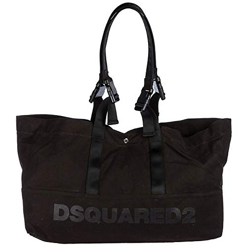 Dsquared2 Bag Bad Hombre Nero Shopping Scout wqYrp6w