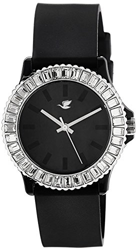 Espoir Beach Analog Black Dial Women's Watch – Black Hip Hop 0507
