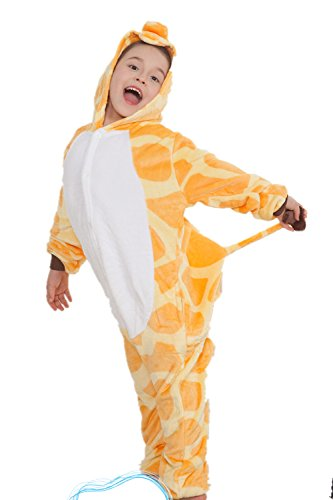 children Costume Unicorn Anime di Cosplay Pajama Costume Missley Halloween Adult Giraffe C6pvHOx