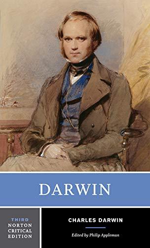 Darwin (Norton Critical Editions) (3rd Edition)