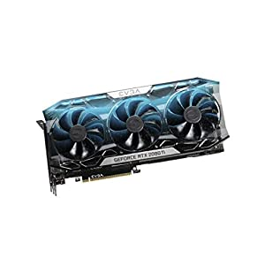 EVGA 11G-P4-2487-KR GeForce RTX 2080 Ti Ftw3 Ultra, Overclocked, 2.75 Slot Extreme Cool Triple + iCX2, 65C Gaming, RGB…