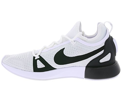 Nike, Sneaker donna white/black-pure platinum