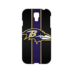 Fortune Baltimore Ravens 2 3D Phone Case for Samsung S4 MINI