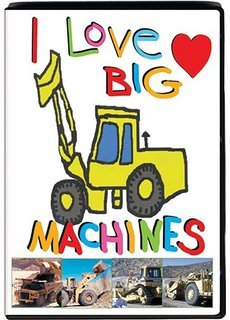 Amazon.com: I Love Big Machines [VHS]: I Love Big Machines ...