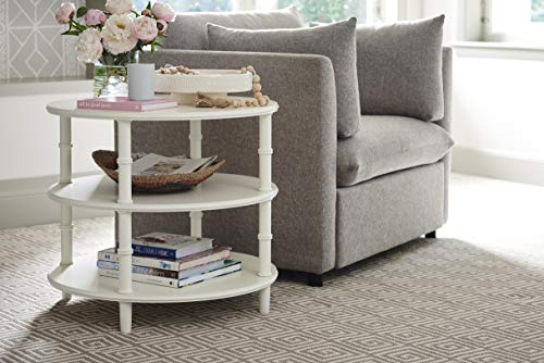 Young House Love 811A812 Dashing Accent End Table, -