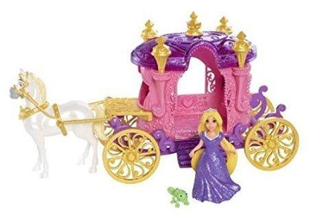 Disney Little Kingdom Magiclip Rapunzel Carriage