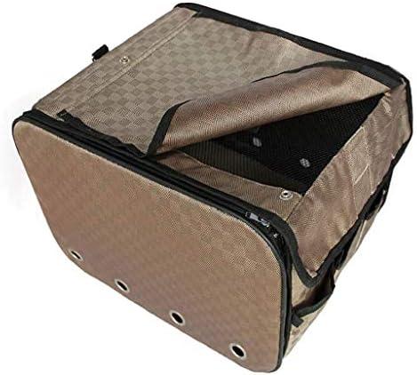 XISABCS ポータブル、折りたたみ式ペット自動車船 - 小型犬のためのカーシートカバー