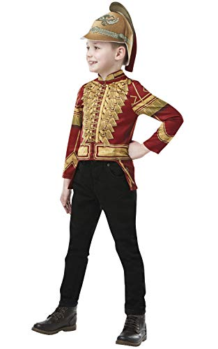Rubie's Official Disney The Nutcracker Prince Phillip Solider, Child Costume, Medium Age5-6, Height 116 cm -
