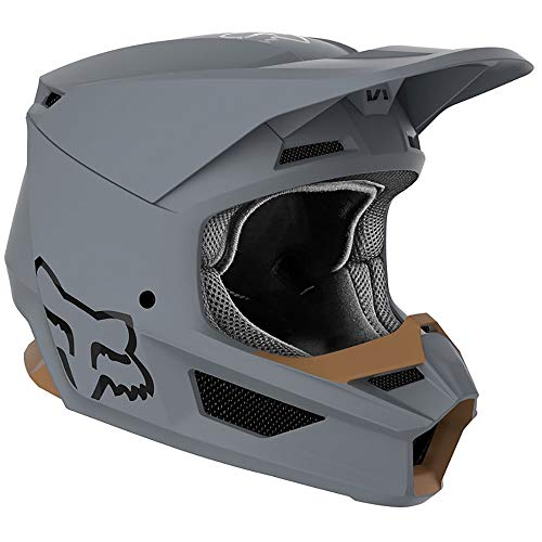 2020 Fox Racing V1 Matte Helmet-Stone-M