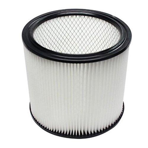 Top H12 Filtre à cartouche pour Shop-Vac 90304 9030400–903–04–00 (type U) PP Compound filtre de remplacement de taille complète aspirateurs