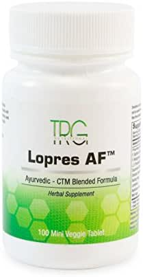 Most Effective Natural Herbal Blood Pressure Formula Available, Lopres AF, Perfect Alternative to Western Medicine. Recommend by Leading Naturopathic Doctors Nationally