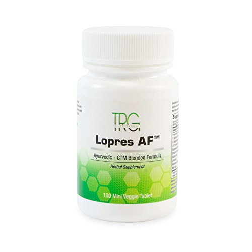 - Lopres AF, Natural Blood Pressure Pills for Men and Women, Dietary Supplements, Alternative to Western Medicine - TRG Nutritional