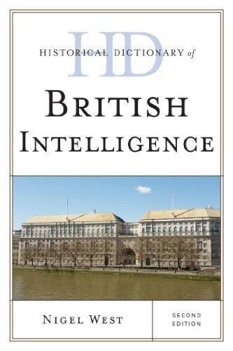 Historical Dictionary of British Intelligence (Historical Dictionaries of Intelligence and Counterintelligence) Pdf