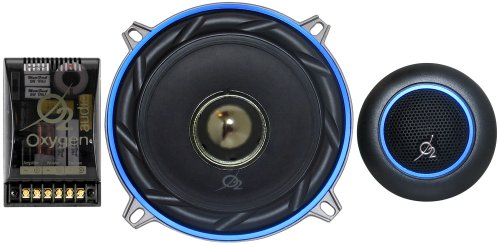 Oxygen Audio AIR2PRO5 5.25 inch. Pro Component System, 2 Way, 150 Watts (O2 AIR-5PRO)