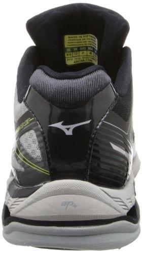 Mizuno Wave Lightning RX3 Mujer US 10 Gris Zapato para Correr UK 7.5