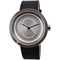 TACS Salt and Pepper Analog Silver Dial Unisex Watch  TS140
