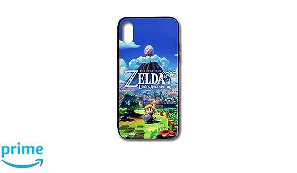 Amazon.com: Legend of Zelda Links Awakening Phone Case ...