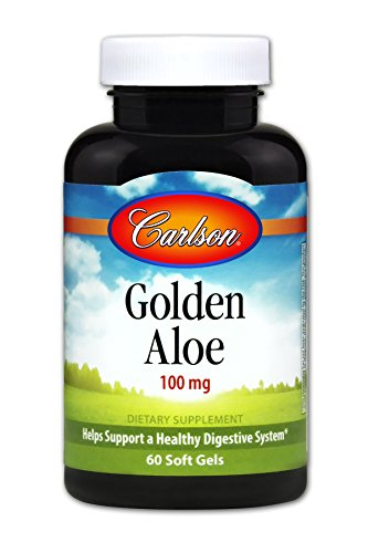 Carlson Golden Aloe 100 200 product image