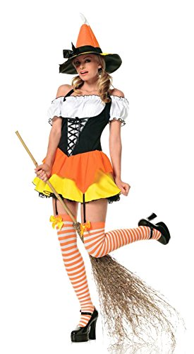 Witch Medium (Candy Corn Witch Teen)