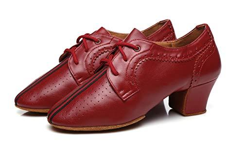 4cm Sala Heel Red l355 Minitoouk Donna Minitoo Da tOzxw