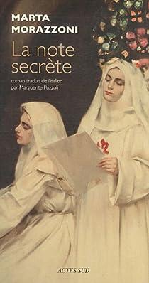 La note secrète par Morazzoni