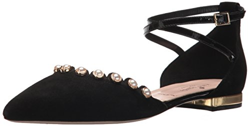 sale with paypal Kate Spade Women's Beatrice Ballet Flat Black popular cheap price tAezw1UPvM