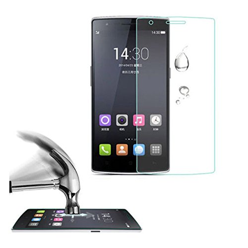 Price comparison product image Dreamyth New 9H Hardness Tempered Glass Screen Protector For OnePlus One A0001 (Clear)