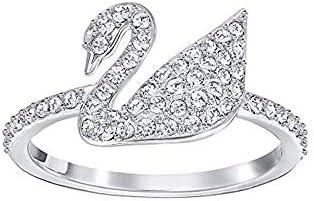 SWAROVSKI Women  Stainless Steel    Ring 5215040
