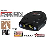 Microfuzion Express - The Uks Lowest Priced GPS Based Speed Camera Detection System - Detects All Speed Cameras