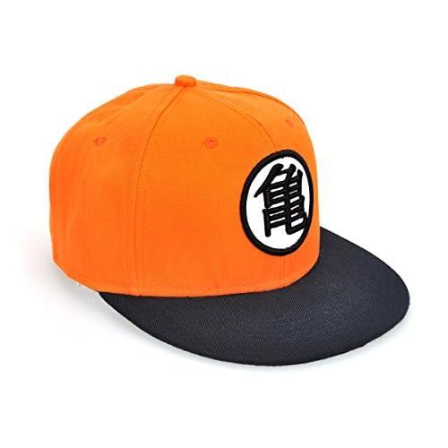 CoolChange casquette de baseball du Maître Roshi, visière noire