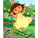Officially Licensed Character Fleece (Dora ''Dance with Me '' 50x60)