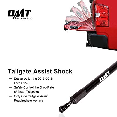 Fits 15-19 F150 Tailgate Assist Accessories, Truck Tail Gate Lift Assist Tailgate Shock for Ford F150 2015 2016 2020 2020 2020: Automotive
