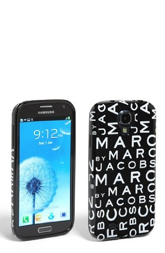 Marc by Marc Jacobs MBMJ New Jumble Samsung Galaxy 4 Case, White Multi, One Size