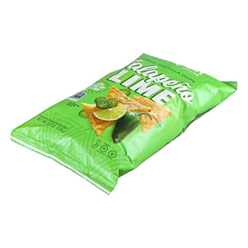 - Late July Jalapeno Lime Tortilla Chips