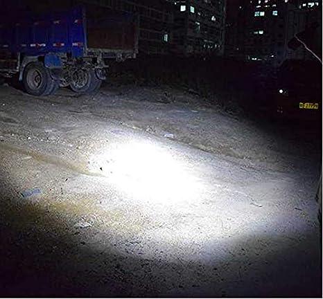 xingbang Luz de Bicicleta LED para Bicicleta 4.2V Ajuste de ángulo ...
