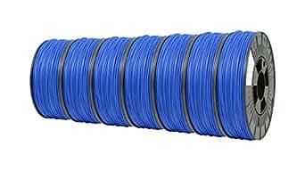Ice Filaments Ice 7valp097Hips filamento, 2,85mm, 0,75kg, daring Darkblue (7unidades)