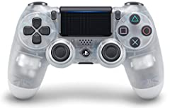 The DS4 Wireless Controller features familiar PlayStation controls, and incorporates several innovative features to usher in a new era of interactive experiences. Its definitive analog sticks and trigger buttons have been improved for greater...