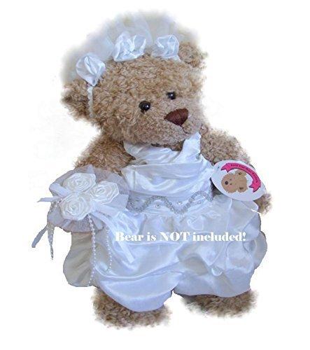 build a bear wedding dress - 3