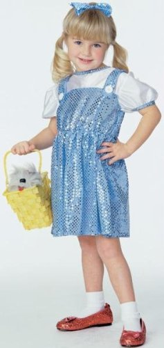 [Dorothy Toddler Costume] (Baby Dorothy Costumes)