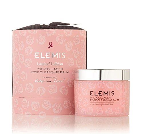 (ELEMIS Rose Pro-Collagen Cleansing Balm, 7.0 fl.)