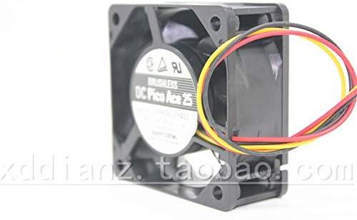 Original authentic 109R0612H401 6025 12V 0.11A 6cm silent cooling fan 60mm