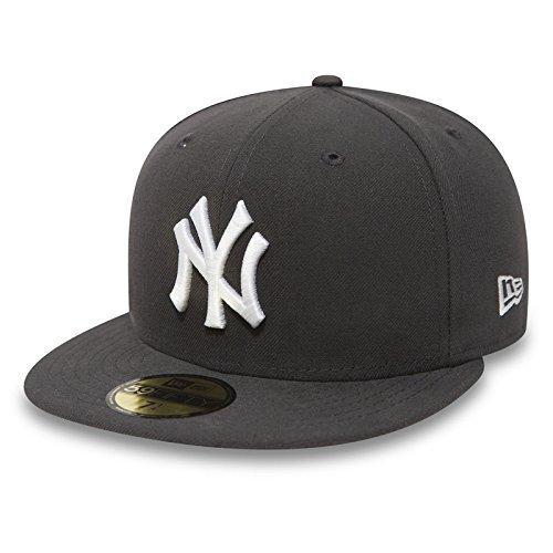New en Yankees New Grafito blanco UD el con Era PAÑUELO 59fifty York Bundle cap qPTztP